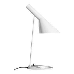 AJ Table Lamp, White