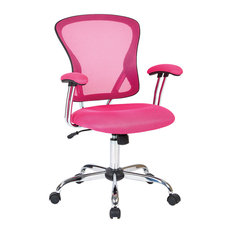 Pink Office Chairs Houzz