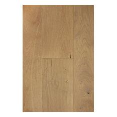 """5/8""""x10.25"""", Prefinished Engineered Wood Oak Flooring, Moon Shadow"""