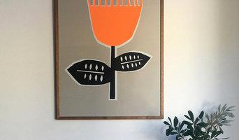 Australian Flora Silkscreen print series