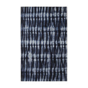"Navy Resist Contemporary Modern Area Rug, 5'6""x8'6"""