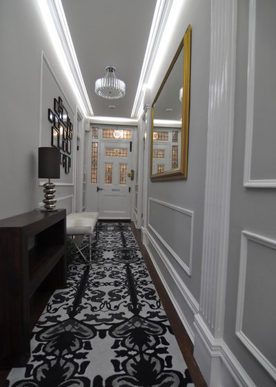 Dark Hallway Ideas To Help You Brighten Up Your Hallway