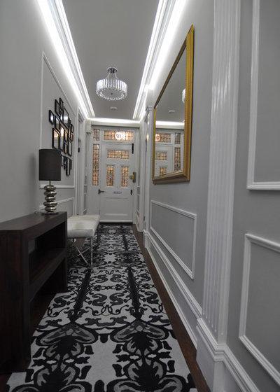Decorating 13 Smart Ways To Brighten Up A Dark Hallway