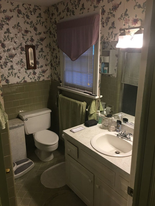 Transformation Tuesday: Master Bathroom Before and After!