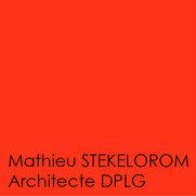 Photo de SARL d'architecture MATHIEU STEKELOROM