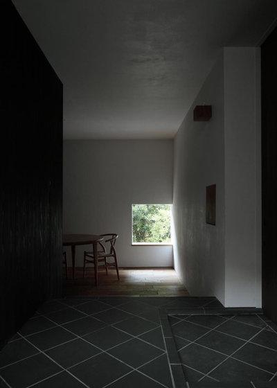 モダン  by 石井秀樹建築設計事務所 Ishii Hideki Architect Atelier