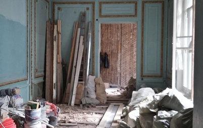 Houzz тур: Квартира в доме Английского клуба на Миллионной улице