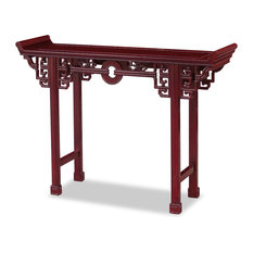 Rosewood Antique Coin Design Table