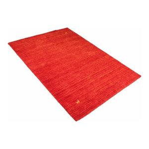 Loom Gabbeh Oriental Rug 230x160 cm, India Hand-Knotted Modern