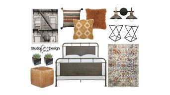 Design Concept Boards - Inspired, Contemporary & Modern Interiors