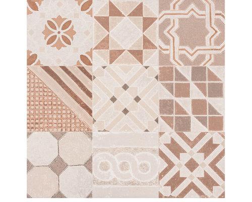 Rio Retro Mix Beige - Wall & Floor Tiles