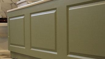 Custom Bathroom Panels