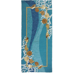 Beach Style Hall And Stair Runners by ergode