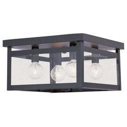 Rustic Flush-mount Ceiling Lighting by ShopFreely
