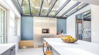 Verrière de toiture - 24m² - Lyon