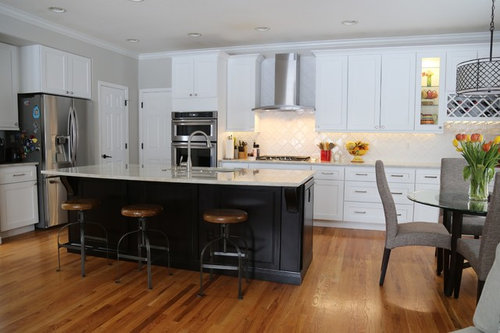 Close Gap From Cabinets To Ceiling
