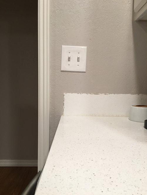 Kitchen Backsplash Help - move light switch?