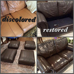 Is This A Reasonable Price For Restoring Leather Furniture