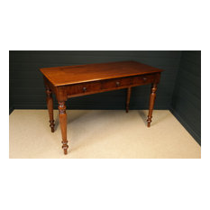 Victorian Mahogany Side/Writing Table