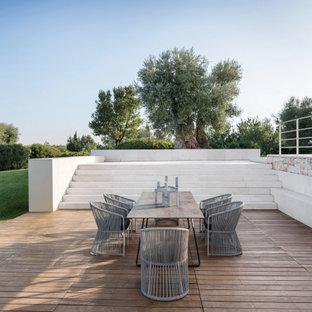 Idee per una terrazza minimalista