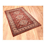 Kashqai 4317-300 Rectangle Traditional Rug 135x200cm
