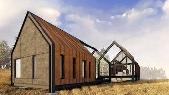 Grass Cabin