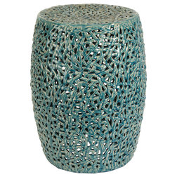 Contemporary Accent And Garden Stools by VirVentures