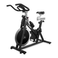 Stationary Indoor Cycle Bike With 40lb Flywheel