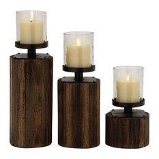 Mieke 3-Piece Candleholder Set