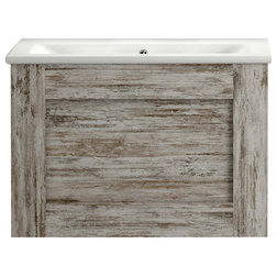 Farmhouse Bathroom Vanities And Sink Consoles by Eviva LLC