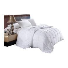 Four Seasons 100% Microfiber Down Alternative Comforter, King/Cal King