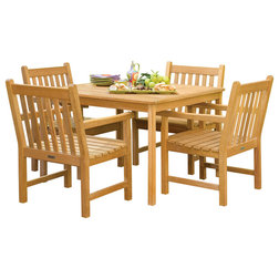 Fancy Transitional Outdoor Dining Sets by Oxford Garden