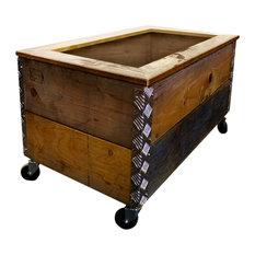 Beskaffenhed Upcycled Pallet Capillary Box