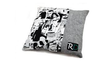 Comics pillows