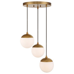 Contemporary Chandeliers by Savoy House