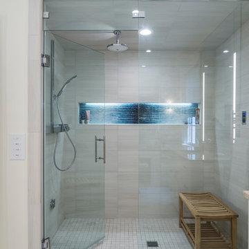 Raleigh Bathroom Remodel