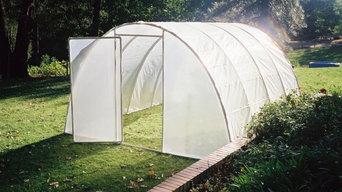 PVC Greenhouse