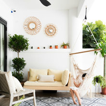 Houzz Tour: A Light and Airy Home Redesigned for New Owners
