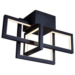 Modern Flush-mount Ceiling Lighting by Buildcom