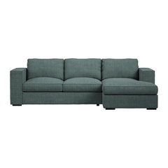 Most Popular Midcentury Modern Sectional Sofas For 2018 | Houzz