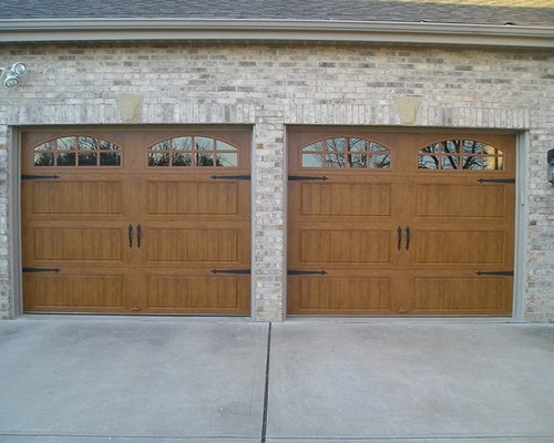 Clopay gallery garage doors for Clopay gallery ultra grain walnut