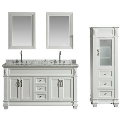 Traditional Bathroom Vanities And Sink Consoles by DESIGN ELEMENT