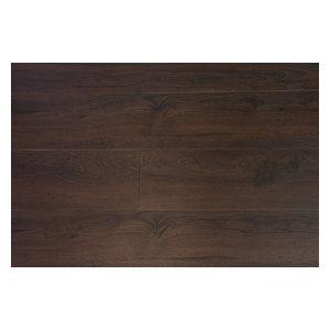Tioga Premium Luxury Vinyl Plank Chestnut Traditional