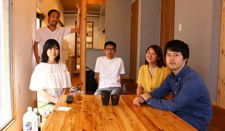 若き建築家たちが運営する、下町の複合型シェアハウス