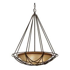 Feiss 3-Light Uplight