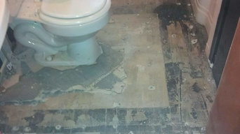 Bathroom renovation and redesign