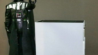 Star Wars Darth Vader Custom Desktop