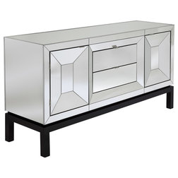 Contemporary Buffets And Sideboards by BASSETT MIRROR CO.