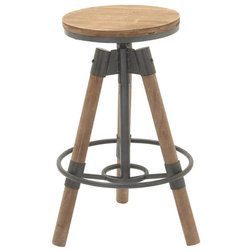 Midcentury Bar Stools And Counter Stools by Brimfield & May