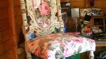 Paul O'Grady chair